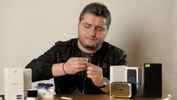 Telefon hoparlörü ve mikrofonu nasıl temizlenir? (video)