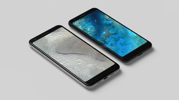 Google Pixel 3a ve Pixel 3a XL tanıtıldı!