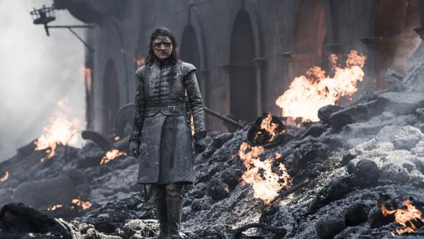 Game of Thrones finali ile sosyal medyayı salladı!