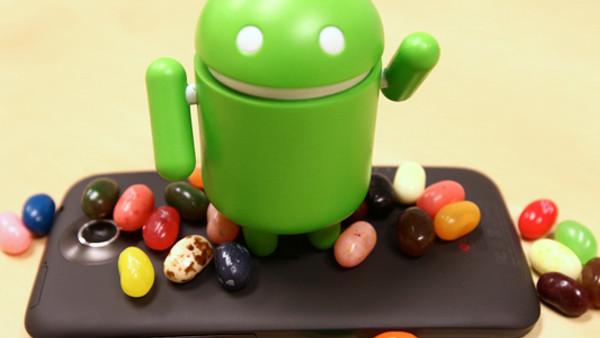 Android Jelly Bean hangi telefonlara geliyor?