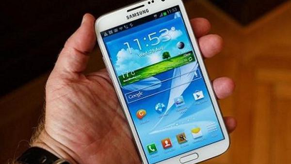 Galaxy Note II için performans güncellemesi yayınlandı