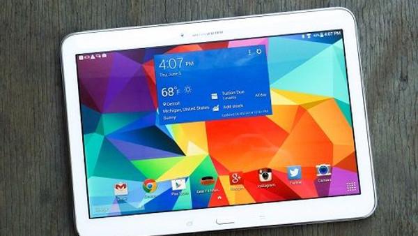Samsung, Galaxy Tab 5 modelini hazırlıyor