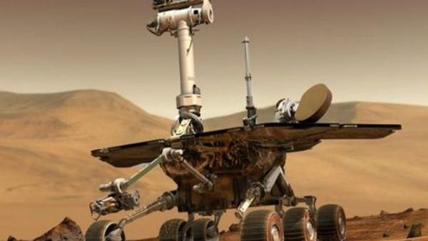 NASA'nın Mars robotu hafızasını kaybetti!