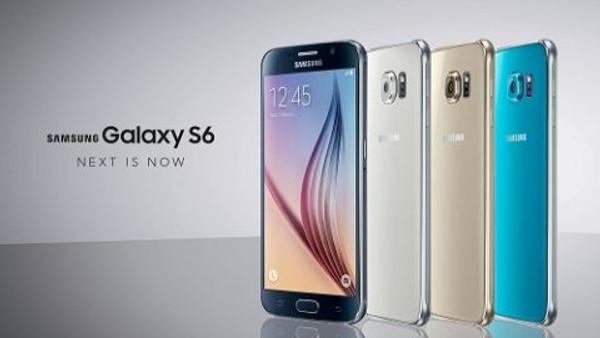 Galaxy S6'ya yeni bir güncelleme geldi