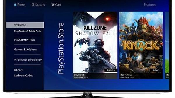 Samsung akıllı TV'lere PlayStation Now desteği geldi