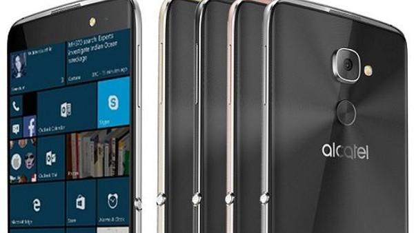 Alcatel'den güçlü bir Windows 10 ve mini bir Android telefon geliyor