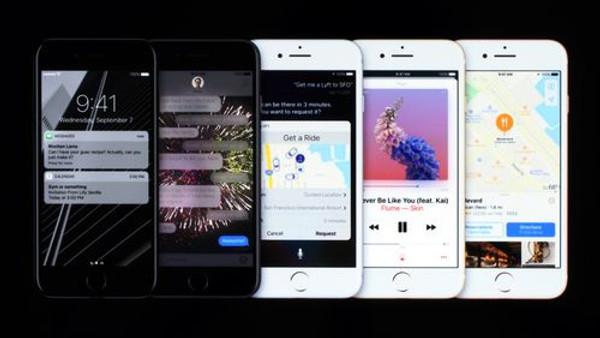 iOS 11, 32 Bit işlemcili iPhone'lara gelmeyecek!