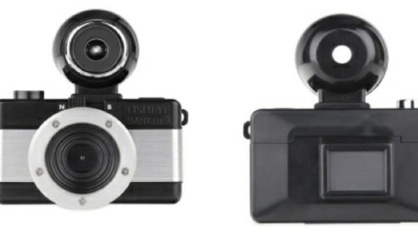 İşte balık gözlü dijital cep kamerası! (video)