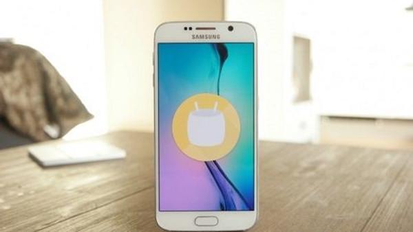 Galaxy S6 Android Marshmallow ve Touchwiz ile böyle görünüyor