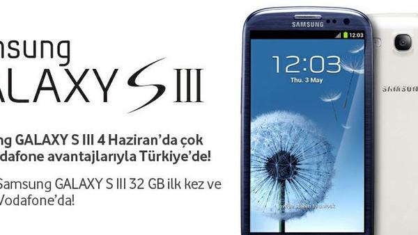 Samsung Galaxy S III Amerika'da piyasada!