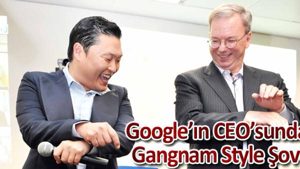 Bu robot Gangnam Style dansı yapıyor!