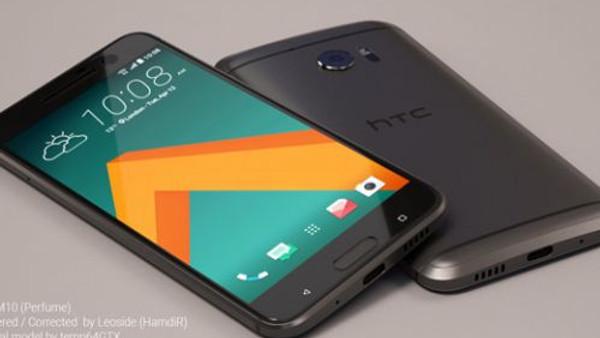 İşte siyah renkli HTC 10!