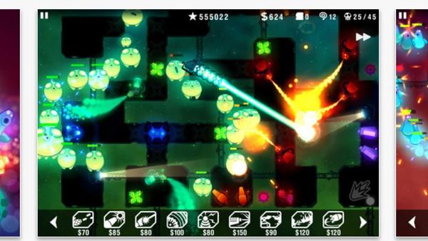 Günün iOS Oyunu - Radiant Defense