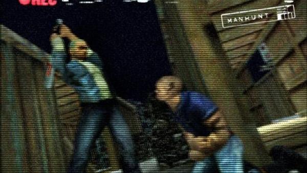 Manhunt, PlayStation 1'de nasıl görünürdü?