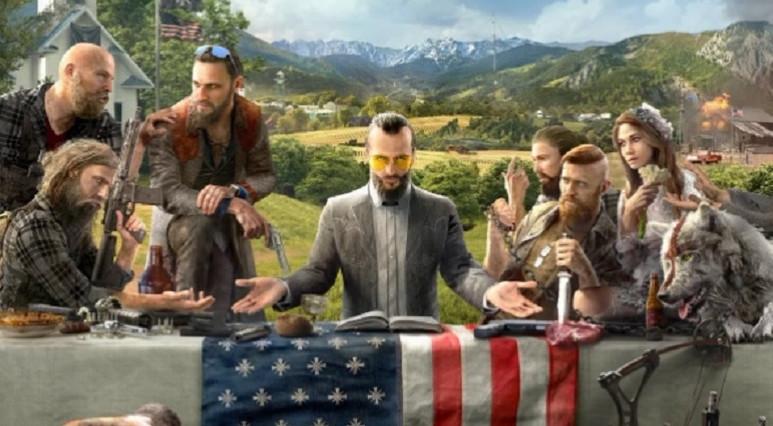 Far Cry 5, kullanıcıları fazlasıyla şaşırtacak!