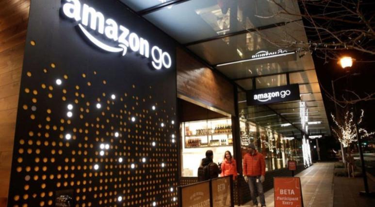 Amazon kasasız market sistemini kullanıma sundu