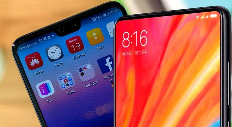 Xiaomi Mi Mix 2S ve Huawei P20 Pro karşı karşıya!