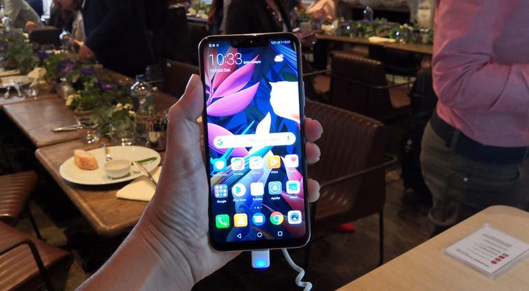Huawei Mate 20 Lite elimizde!
