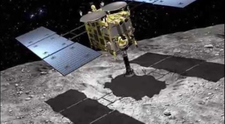 Hayabusa 2'den ilk görüntüler geldi