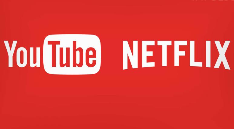 Netflix YouTube'u ikiye katladı!