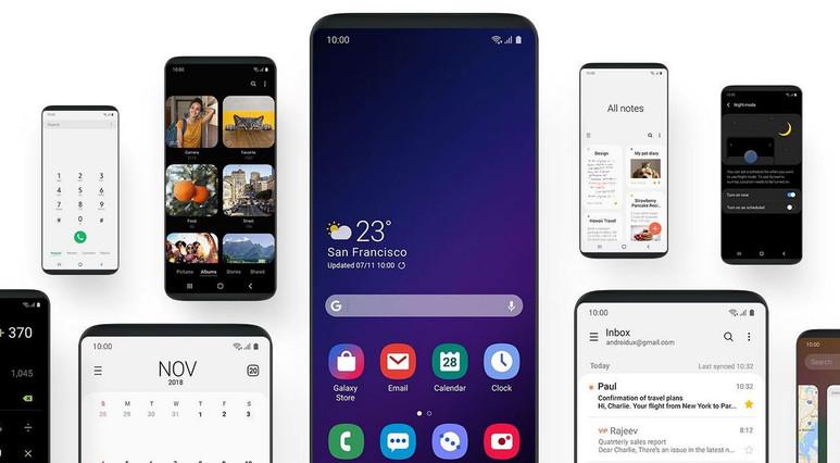 Samsung One UI için yeni video yayınladı