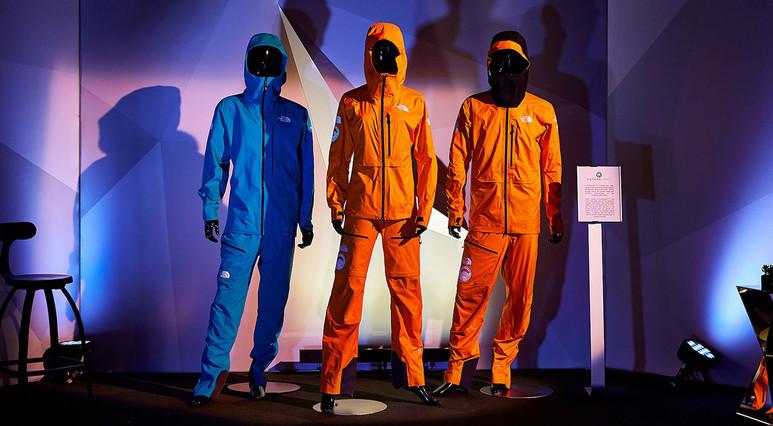 The North Face FUTURELIGHT'ı CES'te tanıttı