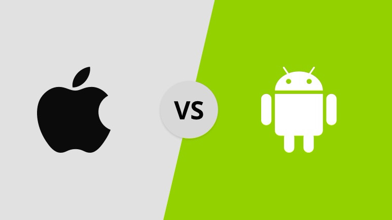 Android, iOS'i tahtından indirdi!