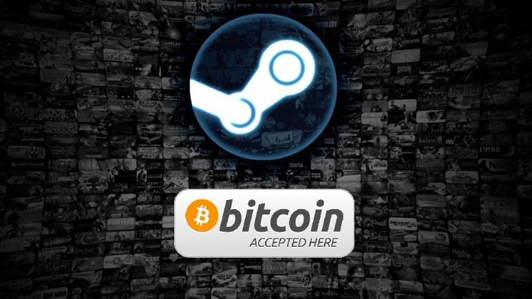 Bitcoin, Steam'den kaldırıldı!