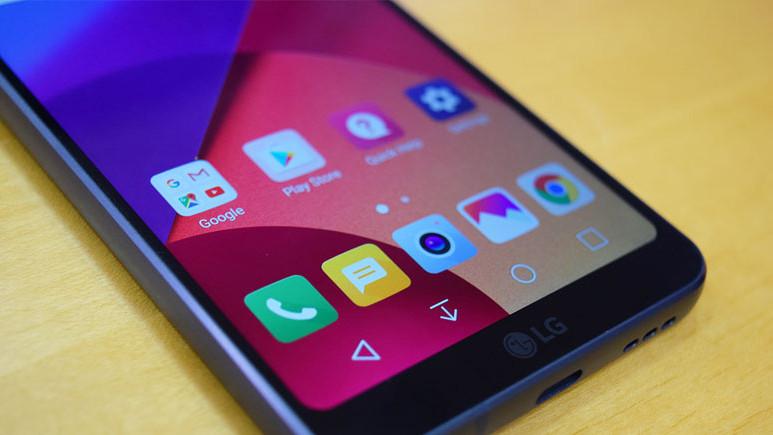 LG G7 yeni bir özellikle geliyor!