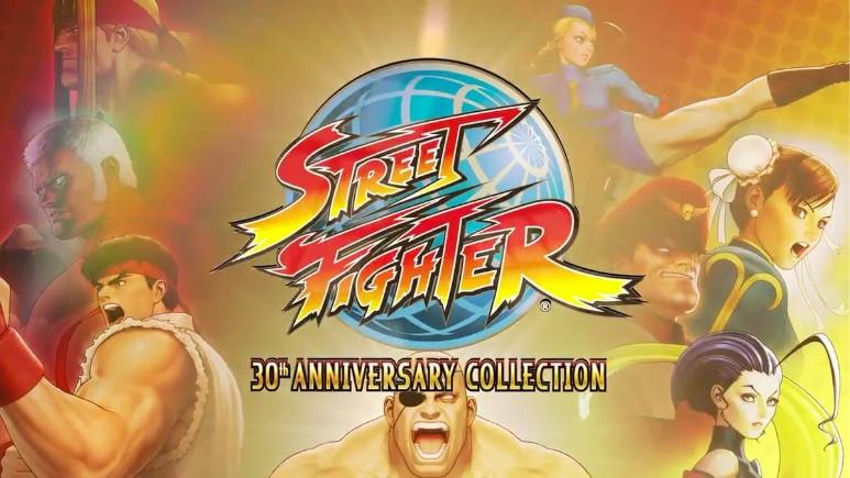 Street Fighter 30th Anniversary Collection duyuruldu!