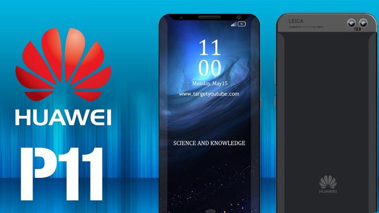 Amiral gemisi Huawei P11 için kötü haber!