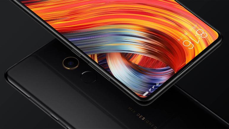 Xiaomi Mi Mix 2s'in arka tasarımı sızdırıldı