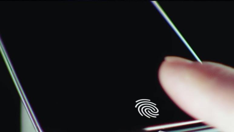 İşte ekran üstü parmak izi tarayıcılı ilk telefon!