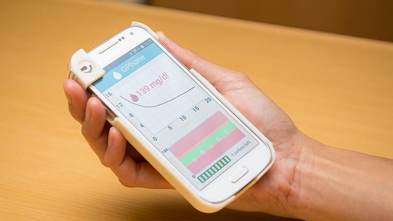 Bu telefon kılıfı kan analizi yapabiliyor!