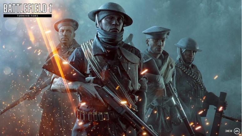 Battlefield 1: Turning Tides (Çanakkale) tanıtıldı!