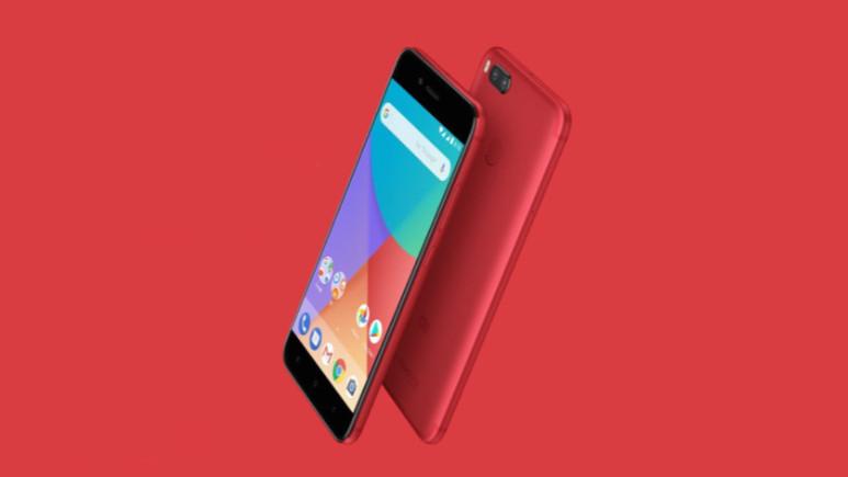 Xiaomi Mi A1 Special Edition kırmızı rengiyle duyuruldu!