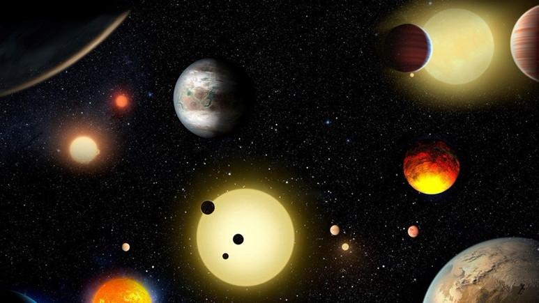 NASA ve Google, 8 gezegenli yeni bir güneş sistemi keşfetti!
