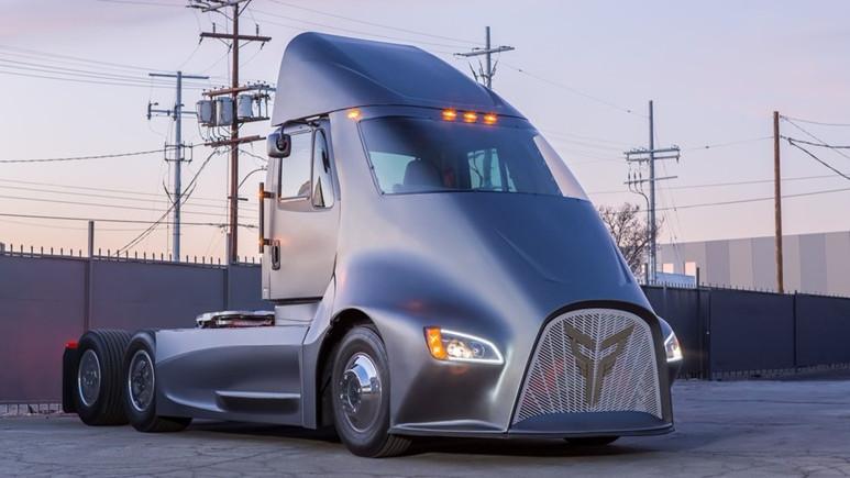Thor Trucks, Tesla'ya rakip olacak!