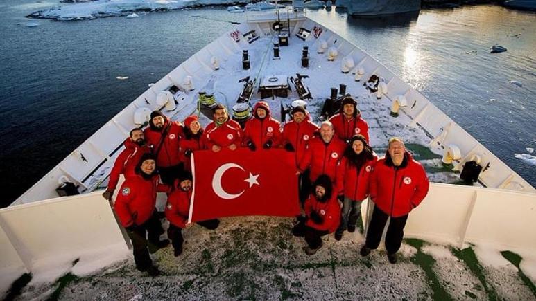 Türkiye Antarktika'da danışman ülke olacak!