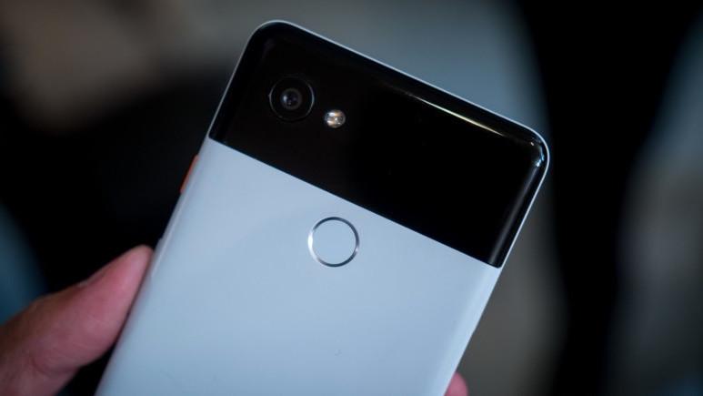 Android 8.1 ile Pixel 2'nin parmak izi sensörü yavaşladı!