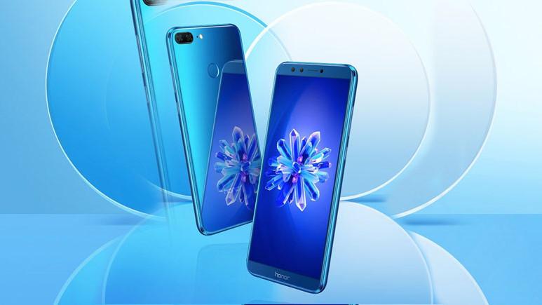 Dört kameralı Huawei Honor 9 Lite tanıtıldı