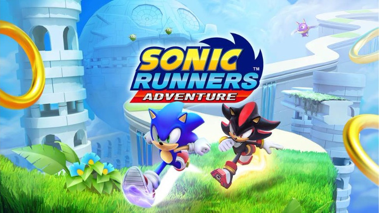 Sonic Runners Adventure mobile geldi!
