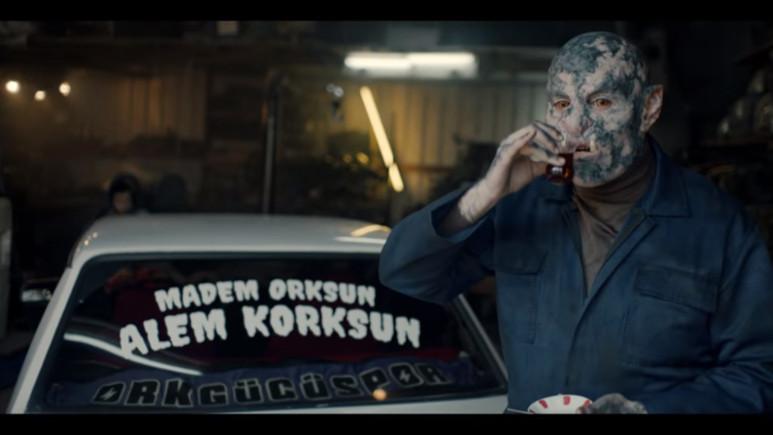 Netflix'ten Türkiye'ye özel Bright reklamı
