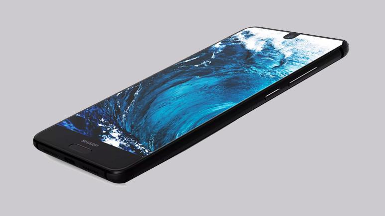 İşte Sharp'ın yeni akıllı telefonu!