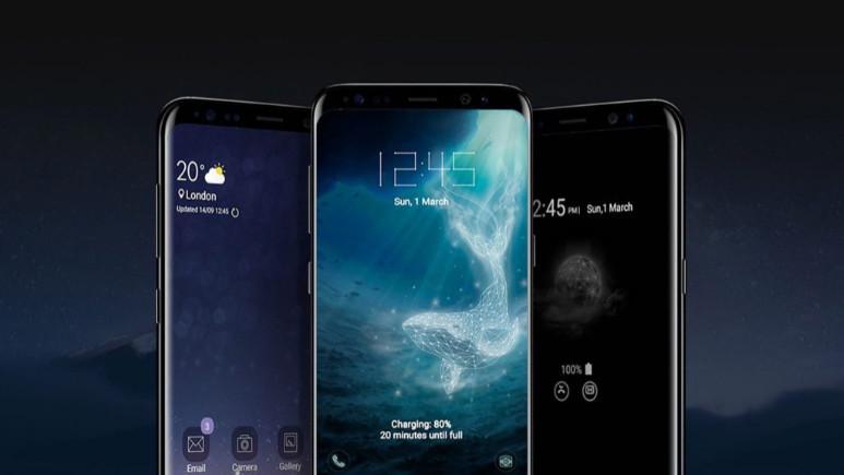 Samsung Galaxy S9 tanıtılmadan Çin'de kopyasını yaptılar!
