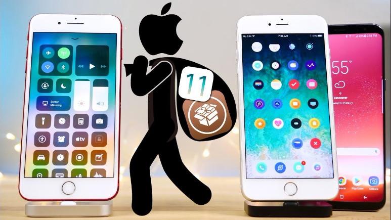 iOS 11 için Jailbreak duyuruldu!