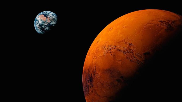 İnsanoğlunu Mars kurtarmayacak