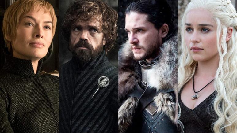 Game of Thrones final sezonu için tarih verildi!
