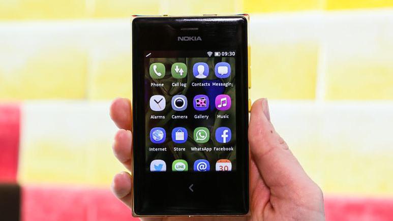 Yeni Nokia Asha akıllı telefonlar geliyor!