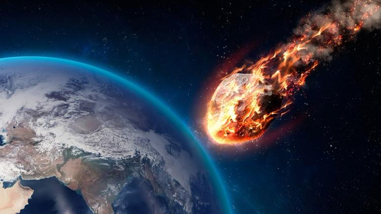 Asteroit çok yakın geçecek!